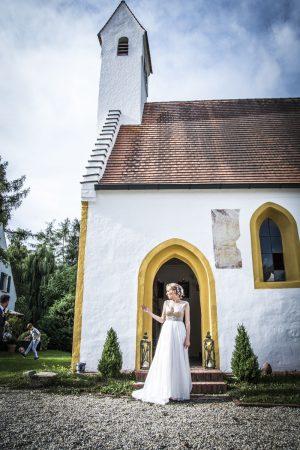 Hochzeitskleid by eccentro